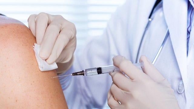 חיסון (צילום: shutterstock)