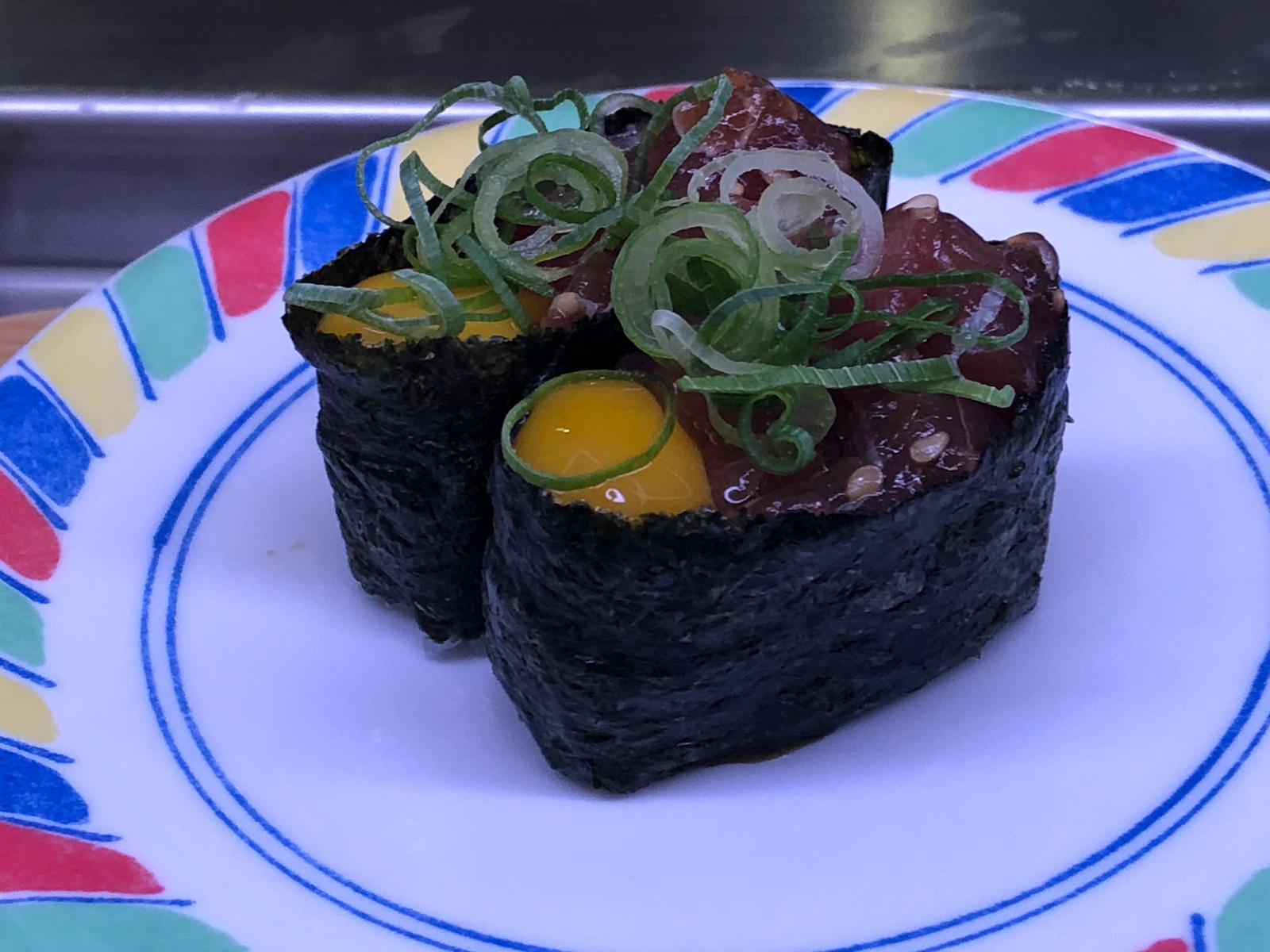 מסעדת סושי (צילום: סבינה חושן)