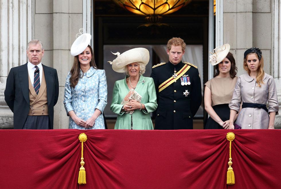 ממוקמת תשיעית בסדר הירושה לכתר (צילום: Chris Jackson/GettyimagesIL)