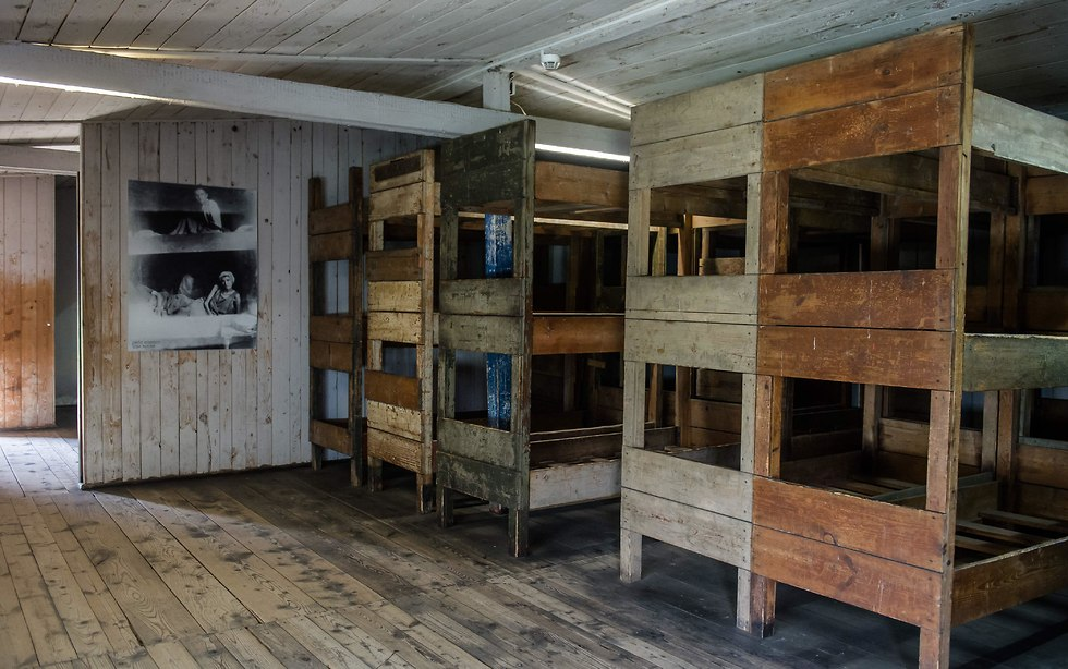German Nazi concentration camp Stutthof (Photo: AFP)