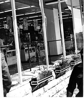 הפיגוע בשופרסל, פברואר 1969