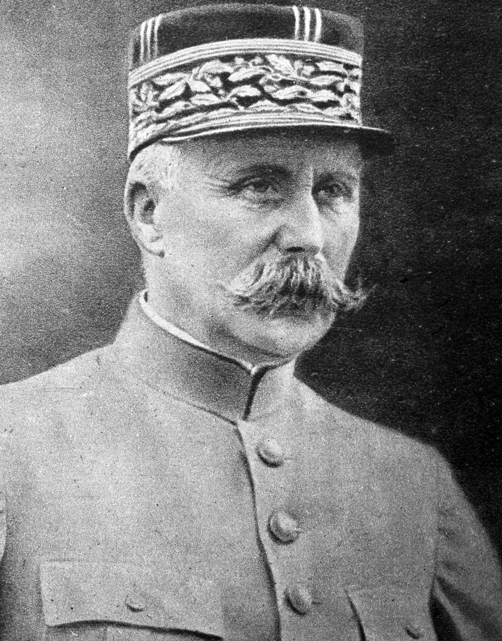 Marshal Philippe Petain  (Photo: AP)