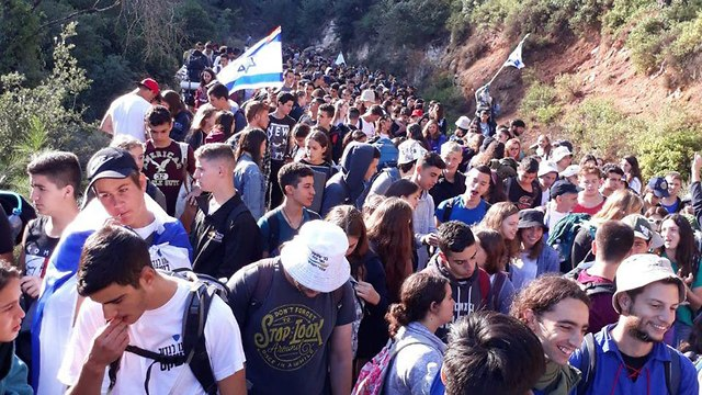Marching from Gaza to Jerusalem