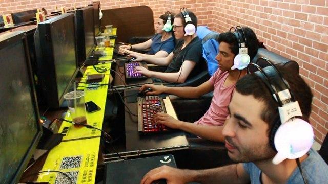 אליפות העולם בגיימינג (צילום: אביתר כהן)