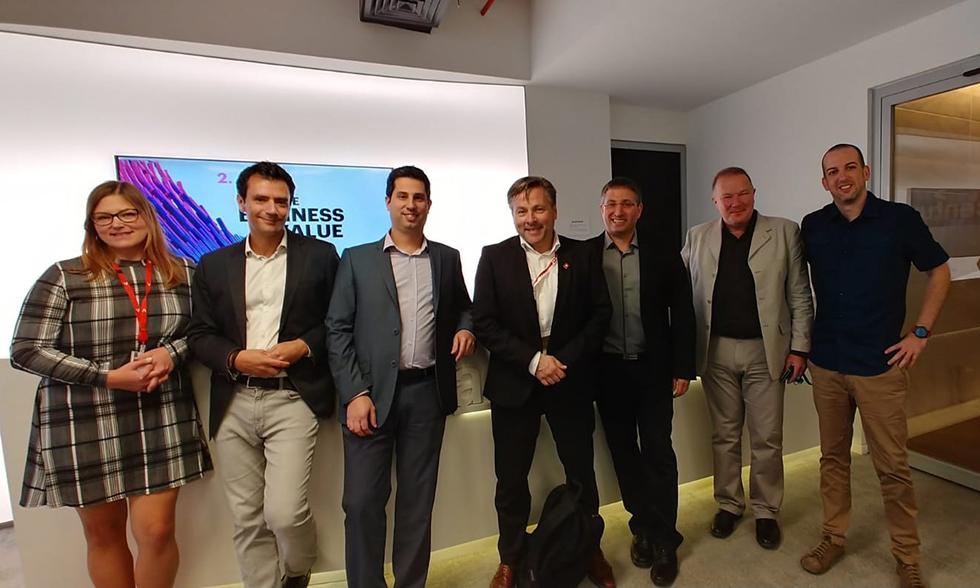 רכילות עסקית מפגש אקסנצ'ר בהרצליה ()