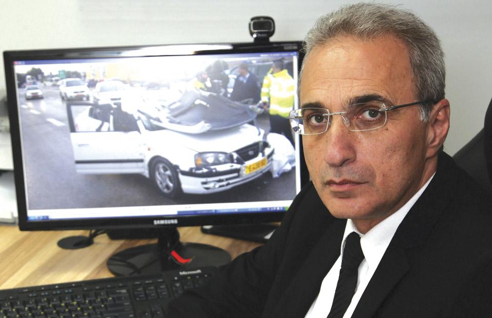 Адвокат Юрий Бранд. Фото: Ярив Кац