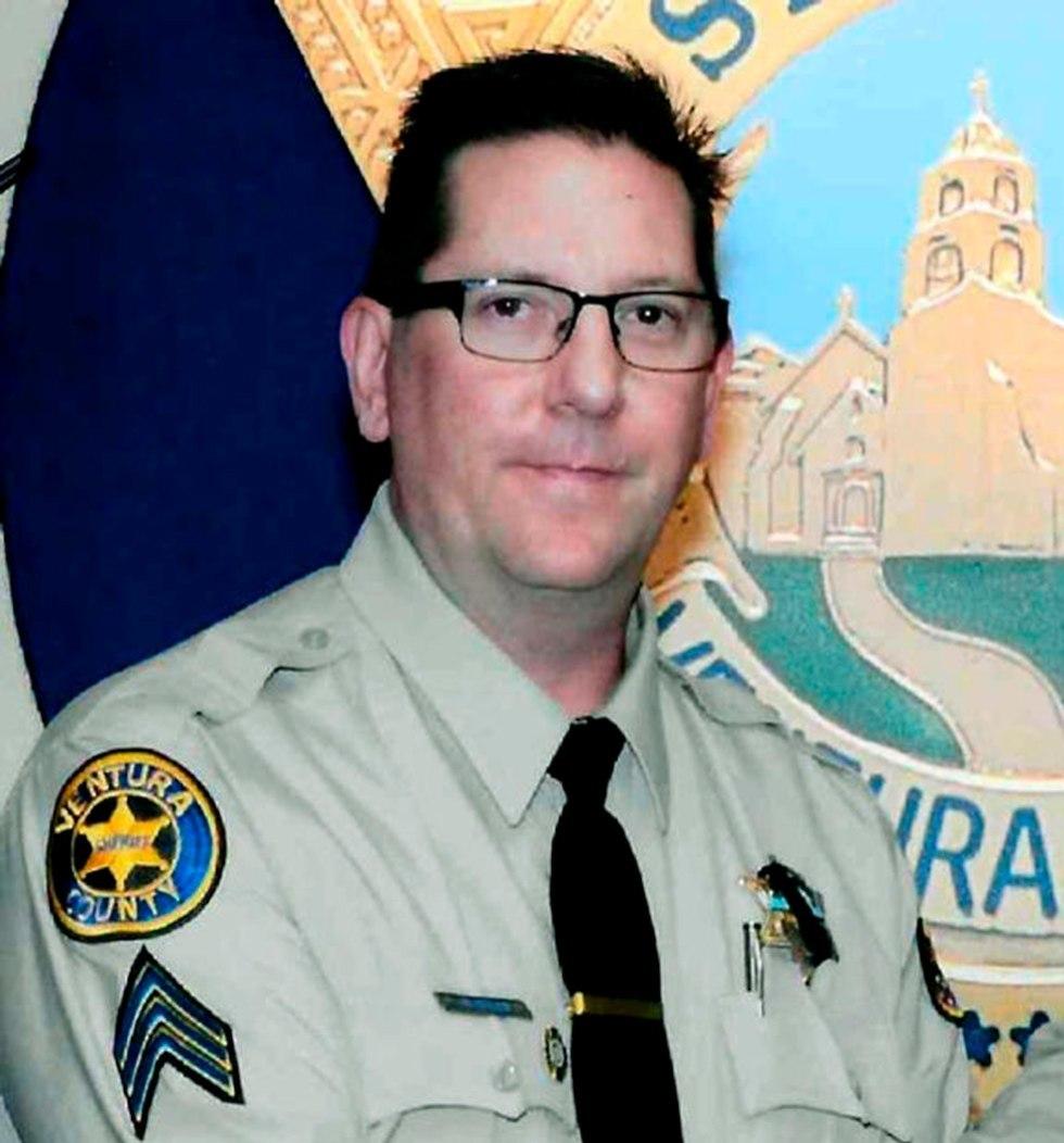 סגן השריף (צילום: AP)