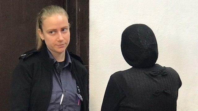אמא אשר חשודה בהתעללות באחד עשר ילדיה (צילום: תומריקו)