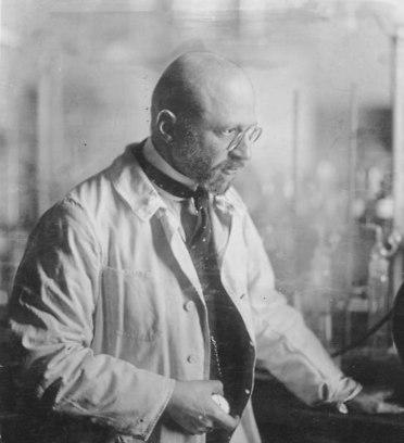 פריץ הָבֶּר , זכה בפרס נובל ב-1918    (צילום: מתוך ויקיפדיה)