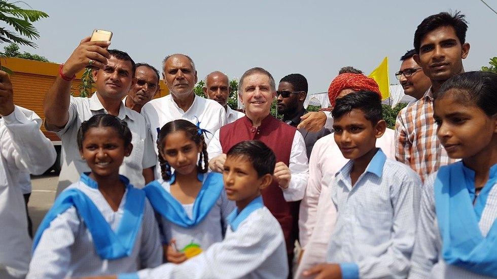 India (Photo: Lior Ben-Ami)