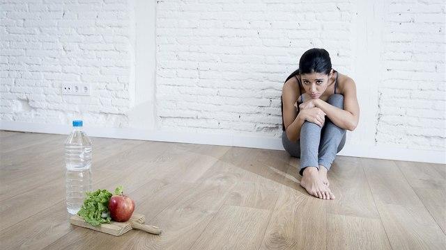 הפרעות אכילה (צילום: shutterstock)