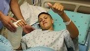 Хирург-репатриант в Иерусалиме пришил молодому человеку отпиленную руку