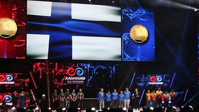 נבחרת פינלנד (צילום: אביתר כהן)