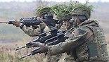 German Bundeswehr land operation exercise (Photo: EPA)