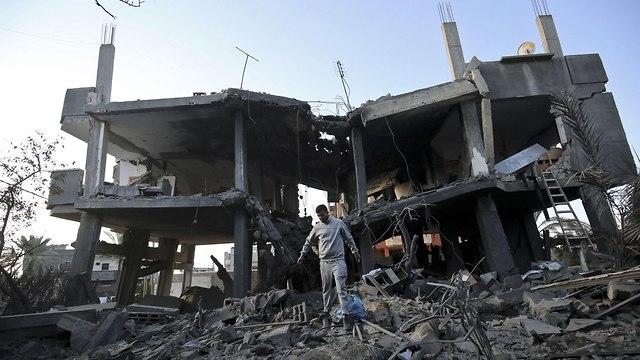 IAF strikes in Gaza  (Photo: AFP)