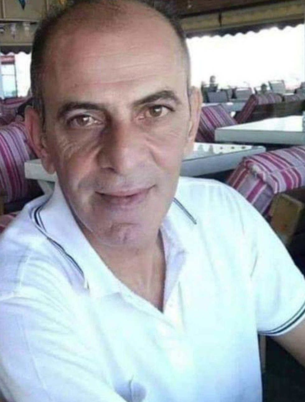 Mohammed Abdel Hamid Abu Isbah was killed in the direct hit in Ashkelon