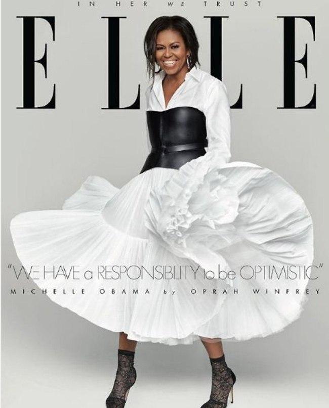 צילום: אינסטגרם, מגזין ELLE