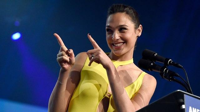 Israeli actress Gal Gadot  (Photo: AP)