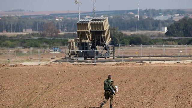 מערכת כיפת ברזל שדרות חיילים חייל צה