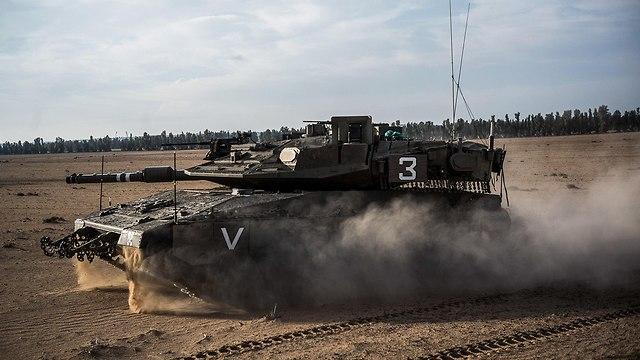 טנקים של צה