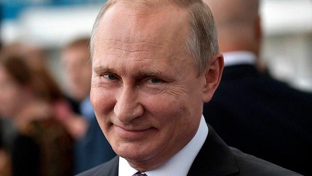 Владимир Путин. Фото: АР