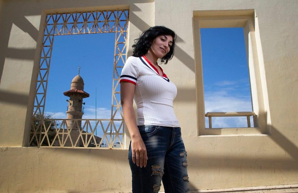 איאת אבו שמיס (צילום: אביגיל עוזי)