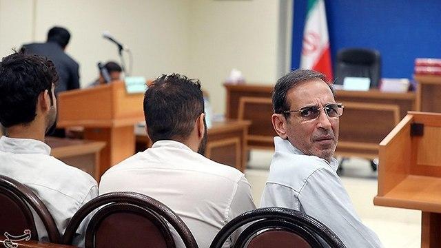 סולטן המטבעות ווהיד מזולומין נידון למוות ב איראן (צילום: רויטרס)