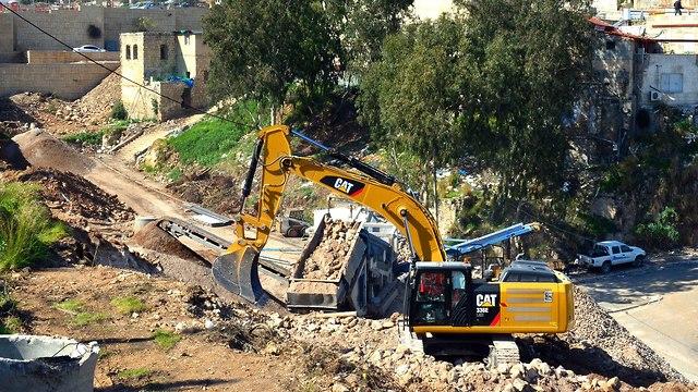 ואדי סאליב (צילום: דוברות עיריית חיפה)