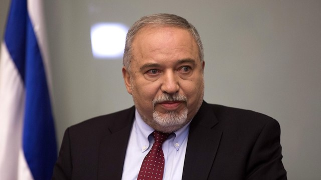 Defense Minister Lieberman (Photo: GettyImages)