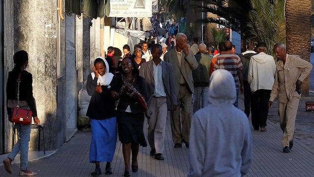 אסמרה בירת אריתריאה הסרת סנקציות של מועצת הביטחון האו
