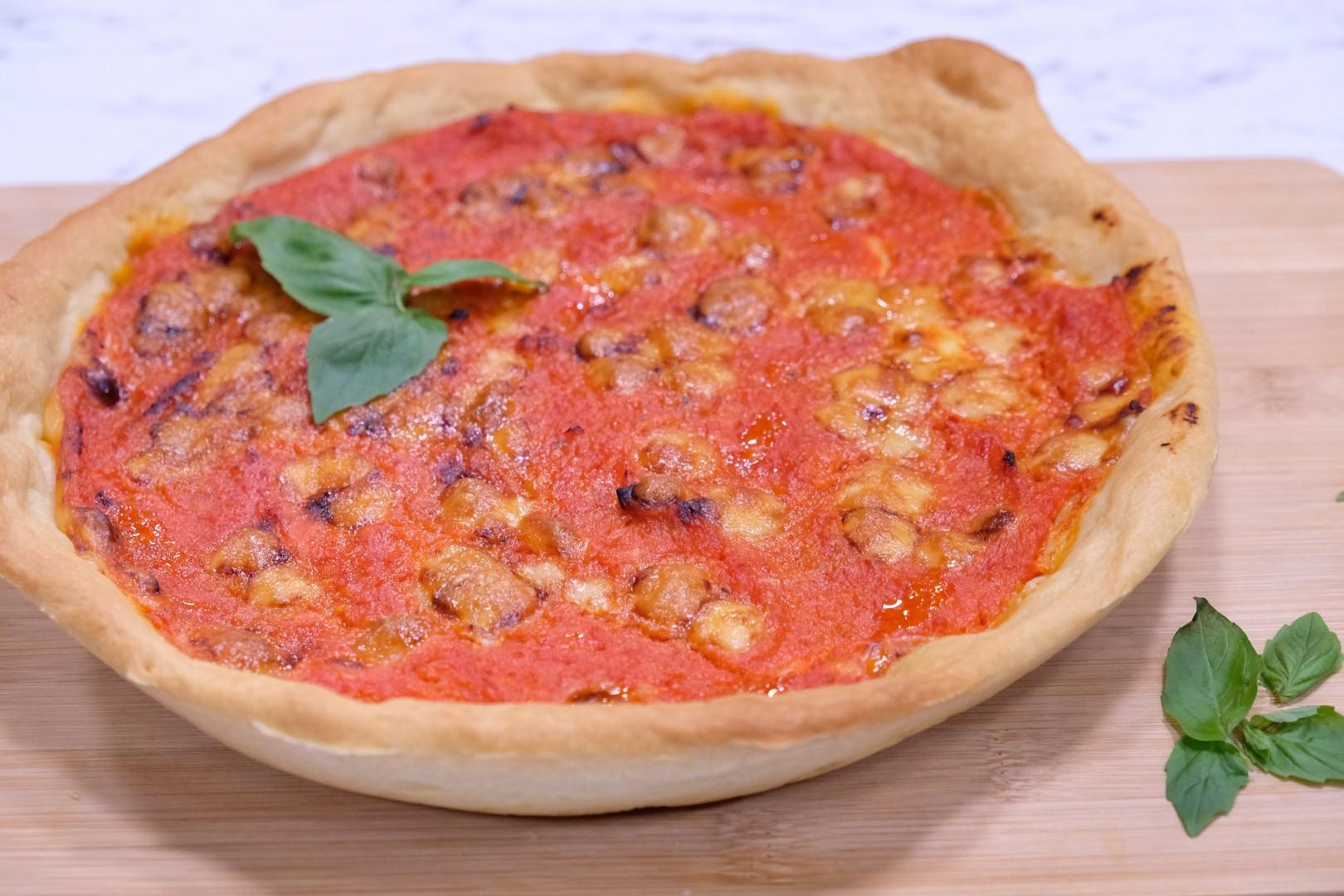 פיצה (צילום: שאול גולן)