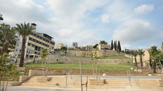 ואדי סליב, חיפה (צילום: דוברות עיריית חיפה)