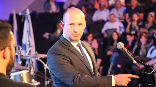 Naftali Bennett (Photo: Motti Kimchi)