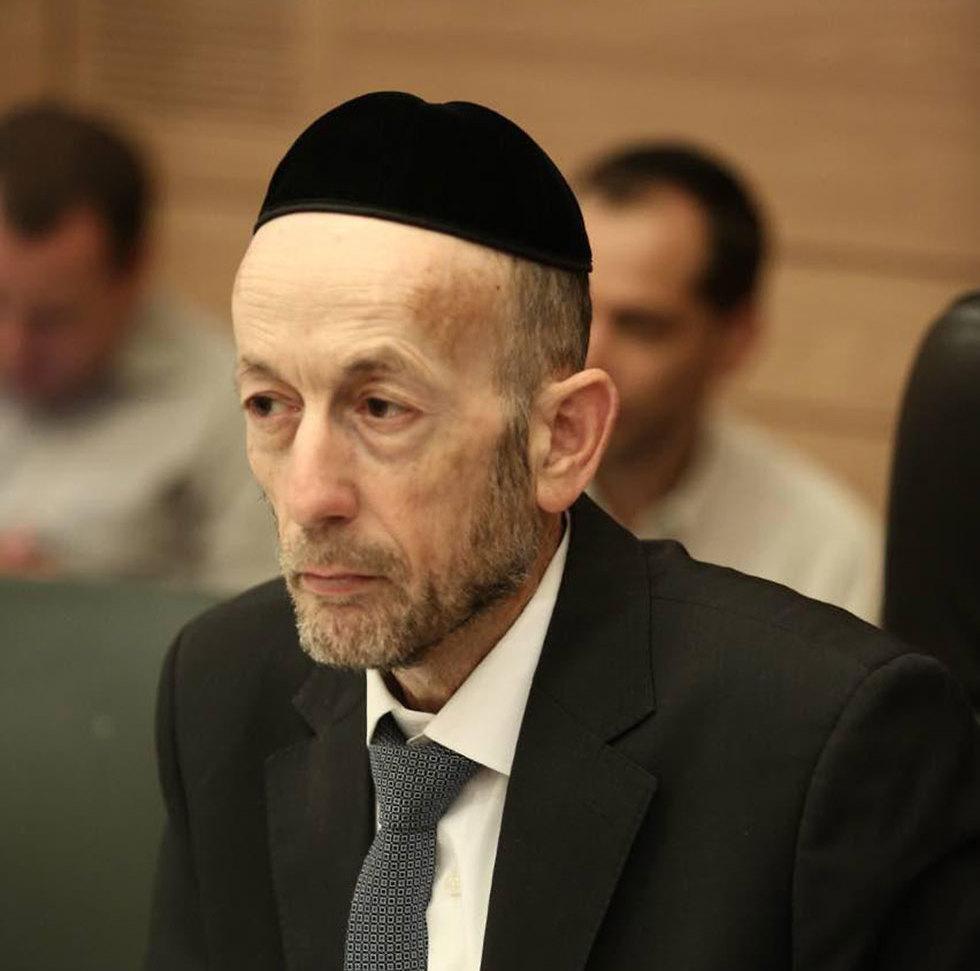אורי מקלב (צילום: יצחק הררי, דוברות הכנסת)