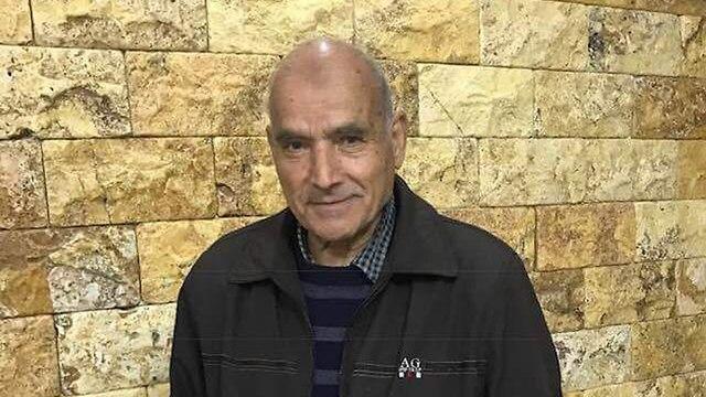 קשיש נהרג קריסת קיר מאג'ד אבו שקרה הרוג אום אלפחם  ()
