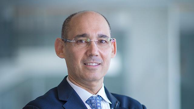 פרופסור אמיר ירון נגיד בנק ישראל ()