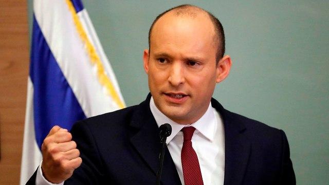 Министр просвещения Нафтали Беннет. Фото: AFP