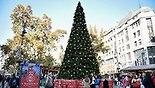 שוק חג המולד בבודפשט