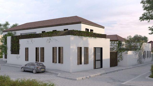 הבית של רומן אברמוביץ' בנווה צדק (משרד האדריכלים מורן פלמוני יפתח וקס אדריכלים)