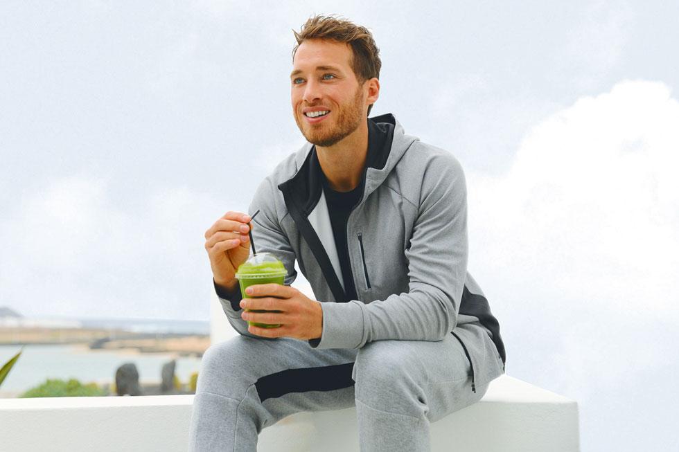 כשאתם מתאמנים על בטן ריקה, הגוף משכלל את היכולת להסתגל ולומד להפיק אנרגיה ביעילות רבה יותר (צילום: Sutterstock)