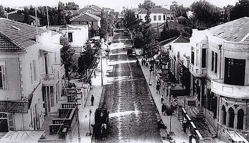 תל אביב של שנות ה-20: ביתו ההיסטורי של עקיבא אריה וייס