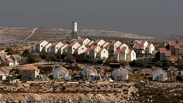 West Bank settlements (Photo: Reuters)