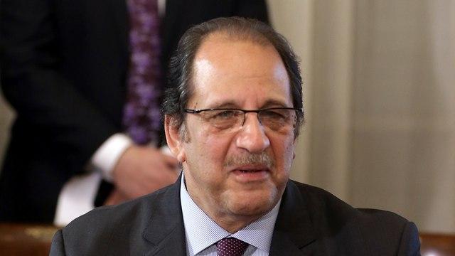 Abbas Kamel (Photo: AP)