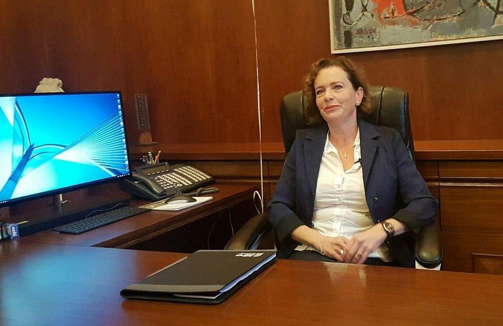 Haifa Mayor Einat Kalish Rotem