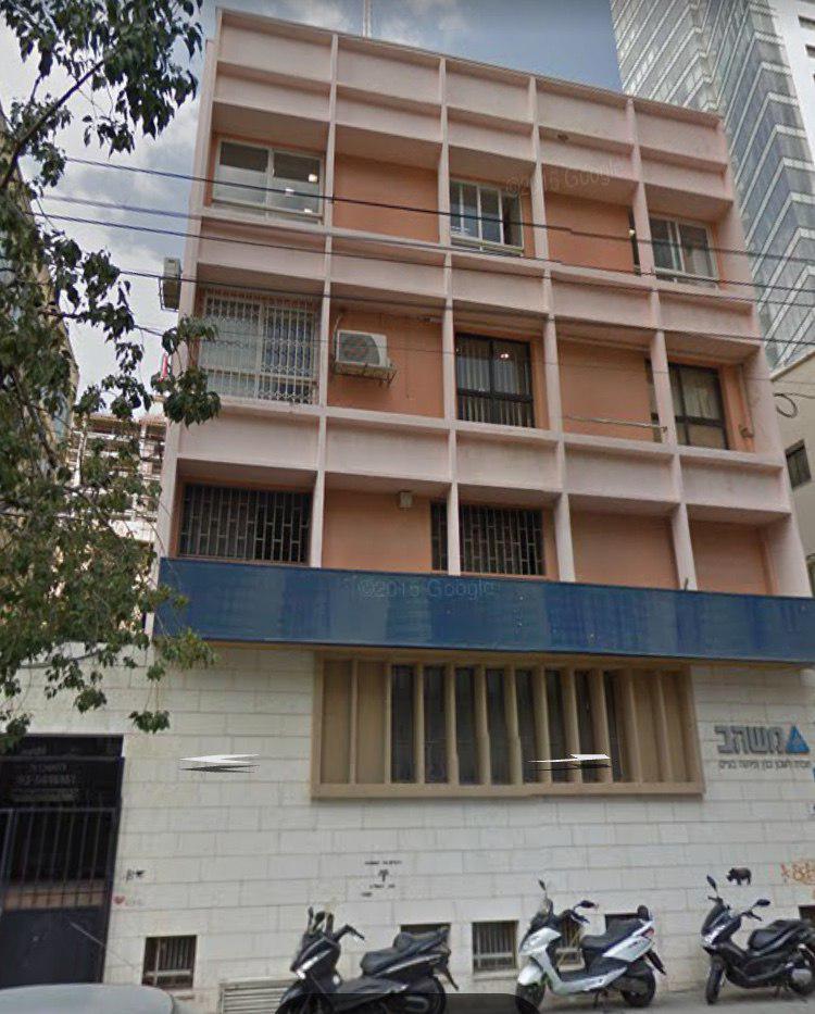 המבנה שבו הוקם מלון דה ורה ()
