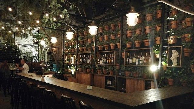 מסעדת אמש (צילום: אסף רוזן)