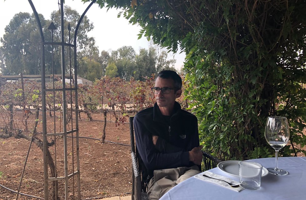 יקב שאטו גולן ברמת הגולן (צילום: תיקי גולן)
