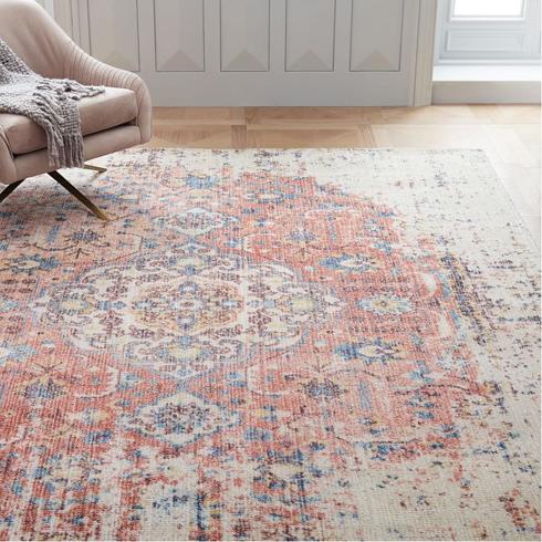 שטיח בעבודת יד לסלון, כ-3,300 שקל (צילום: מתוך westeln.com)
