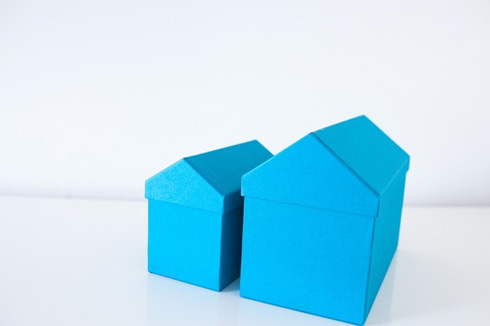 קופסאות בצורת בית, עכשיו ב-63 שקל לגדולה, ו-42 לקטנה (צילום: מתוך boxesnmore.co.il)