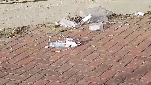 ילד בן 12 נפל מבניין בקריית ים (צילום: אחיה ראב